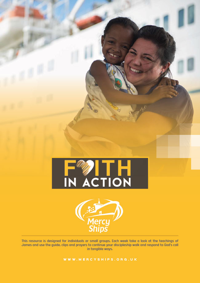 Faith in Action, Mercy Ships