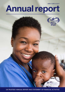 Mercy Ships UK Trustees Annual Report 2017