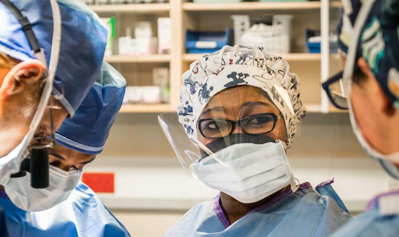 Meet Dr Odry Agbessi