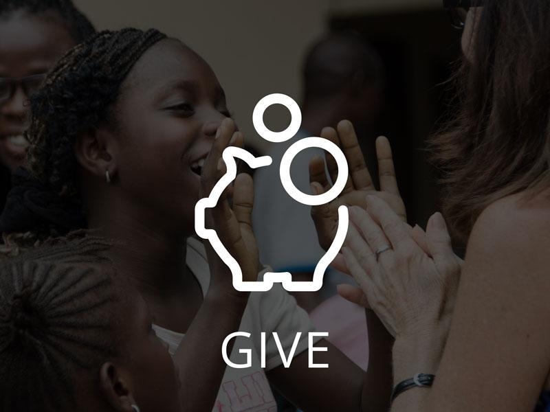 Donation button