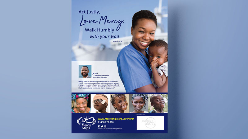 Mercy Acts poster