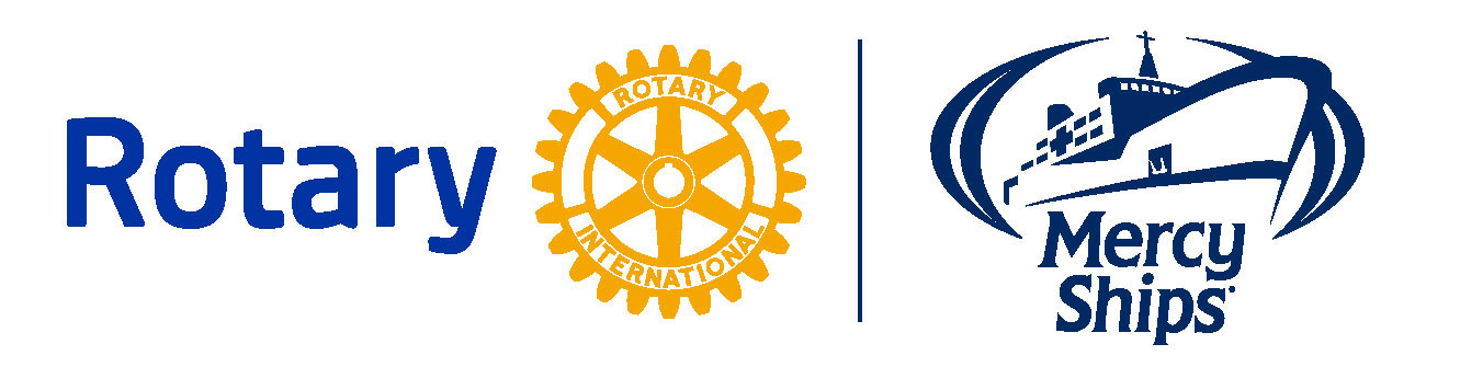 Mercy Ships and Rotary Partnership. Changing the world together.