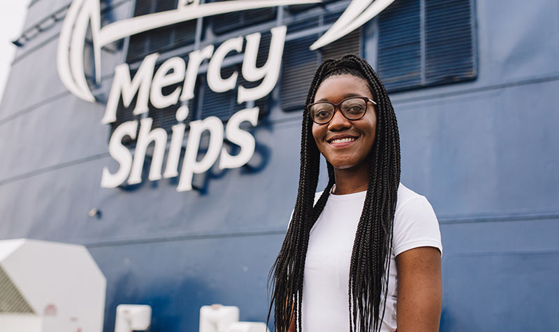 Ropa Rusere Mercy Ships UK