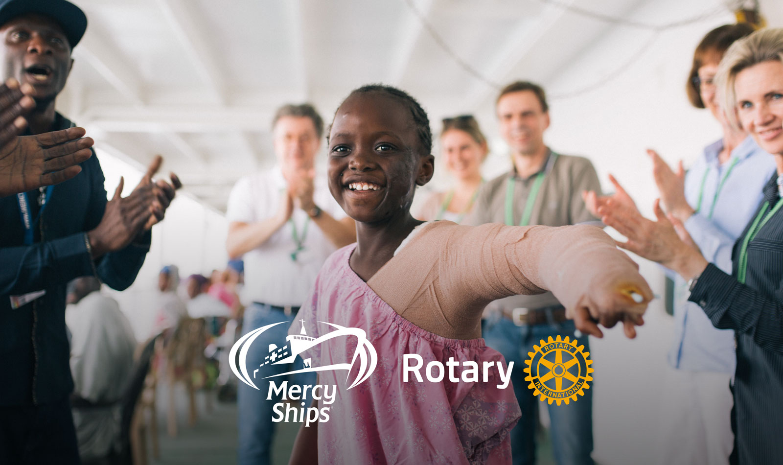Celebrating the Rotary Grant